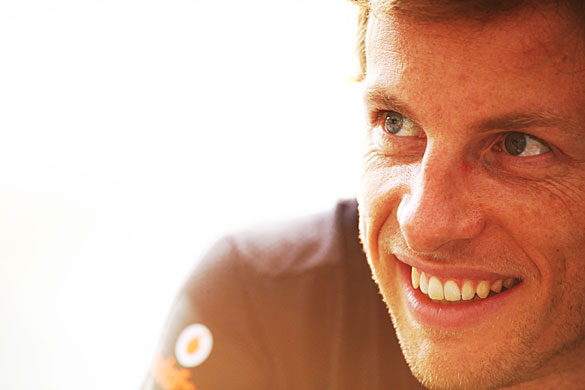Jenson Button, McLaren, 2011