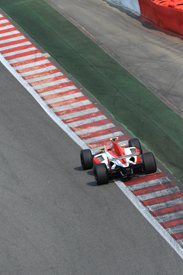 Cesar Ramos, Fortec, Spa 2011