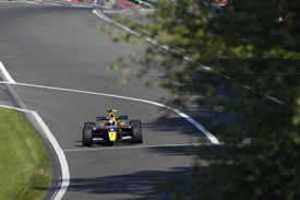 Jean-Eric Vergne, Carlin, Spa 2011