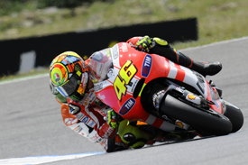 Valentino Rossi, Ducati, Estoril 2011