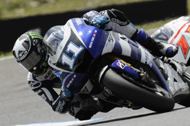 Ben Spies, Yamaha, Estoril 2011