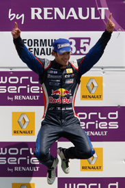 Jean-Eric Vergne wins at Spa