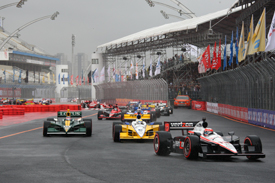 Will Power leads in Sao Paulo