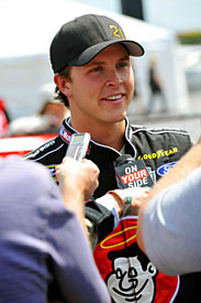 Trevor Bayne, Roush-Fenway, 2011