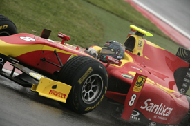 Christian Vietoris, Racing Engineering, Istanbul 2011