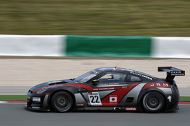 Richard Westbrook and Peter Dumbreck JR Nissan, Portimao 2011
