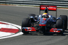 Lewis Hamilton, McLaren, Istanbul 2011