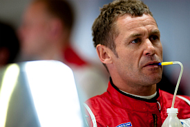 Tom Kristensen Audi Spa 1000km 2011