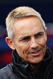Martin Whitmarsh, McLaren, Turkey 2011