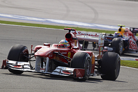 Fernando Alonso Ferrari Turkish Grand Prix 2011