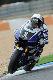 Jorge Lorenzo, Yamaha, Estoril 2011