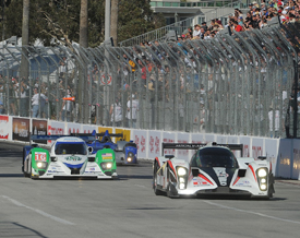 Long Beach ALMS 2011