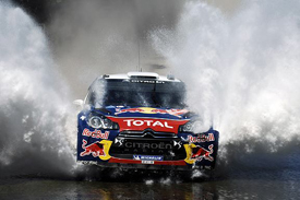 Sebastien Ogier, Citroen, Sardinia 2011