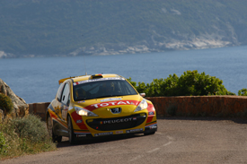 Thierry Neuville, Kronos Peugeot