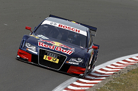 Mattias Ekstrom Abt Audi DTM 2011