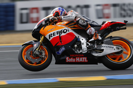 Casey Stoner, Honda, Le Mans 2011