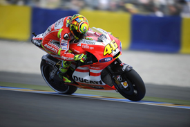 Valentino Rossi, Ducati, Le Mans 2011