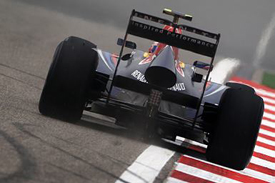 Mark Webber, Red Bull, Shanghai 2011