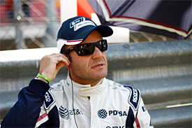 Rubens Barrichello, Williams