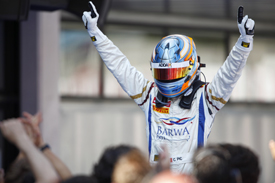 Charles Pic wins at Catalunya