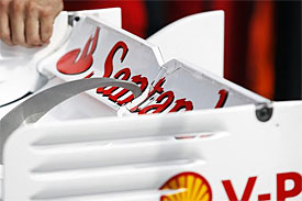 Ferrari: Rear wing ban no drama