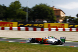 Paul di Resta, Force India, Catalunya 2011