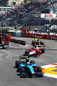Monaco stewards slam GP2 drivers