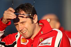 Stefano Domenicali 2011 Ferrari