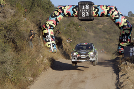 Ken Block, Monster Ford, Argentina 2011