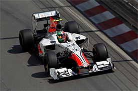 Tonio Liuzzi, HRT