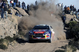 Sebastien Ogier, Citroen, Argentina 2011