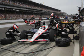 Will Power, Penske, Indianapolis 2011