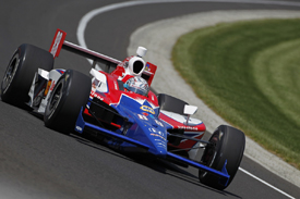 Jay Howard, Rahal/Schmidt, Indianapolis 2011