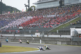 MotoGP at Motegi in 2010