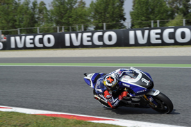 Jorge Lorenzo, Yamaha, Catalunya 2011