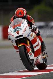 Stefan Bradl Catalunya Grand Prix Moto2 2011