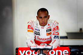 Hamilton had written a letter of apology to Jean Todt for his actions in Monaco