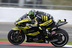 Cal Crutchlow, Tech 3 Yamaha, Silverstone 2011