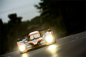 ORECA: Perfect race needed to win
