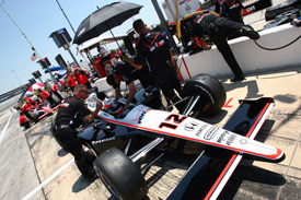 Will Power, Penske, Texas 2011