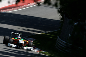 Paul di Resta, Force India, Montreal 2011