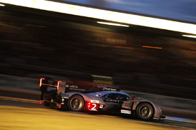 #2 Audi, Le Mans 2011