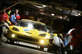 #74 Corvette, Le Mans 2011