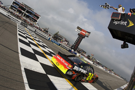 Jeff Gordon wins at Pocono