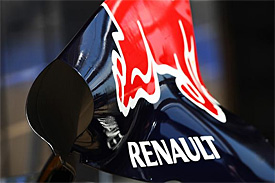 Renault in 'red zone' over 2013 engines