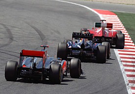 Off-throttle use of diffusers is to be banned from Silverstone