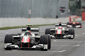 HRT to shift focus to 2012 'very soon'