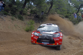 Petter Solberg, Solberg Citroen, Acropolis 2011
