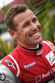 Tom Kristensen 2011 Audi Le Mans 24 Hours