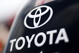 Toyota logo 2011